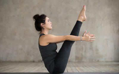 pilates, yoga or both?